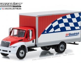 "INTERNATIONAL Durastar фургон ""BFGoodrich"" 2013"