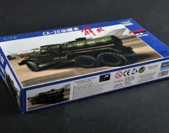 Сборная модель Китайский топливозаправщик JIEFANG CA-30