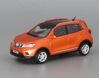 CHANGAN CS15, orange