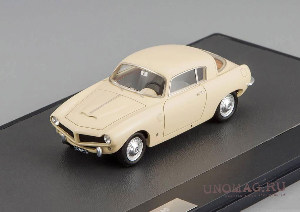 MILLE MIGLIA FIAT 8V  1954 SCALA 1\43