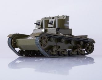 Т-26 (1931), Наши танки 13