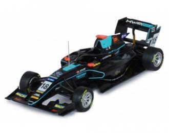 Dallara F3 #18 S.Floersch Formula 3 GP Macau 2019