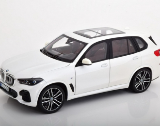 BMW X5 - 2018 (white)