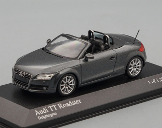 AUDI TT Roadster (2006), grey metallic