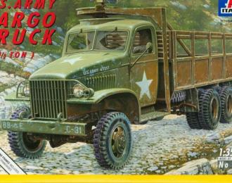 Сборная модель U.S.Army Cargo Truck (2 1/2 Ton)
