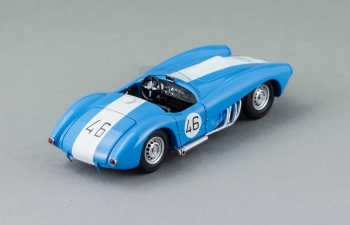 ЗИЛ 112С шасси #1 (1962), голубой