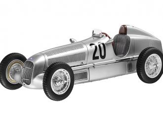 MERCEDES-BENZ W25 Eifel Race #20 (1934), silver