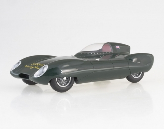 LOTUS Eleven Rekordwagen RHD Coventry Climax Monza, green