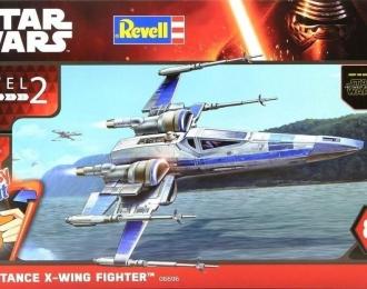 Сборная модель Звездные войны - X-wing Fighter Сопротивления