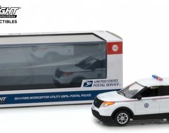 """FORD Explorer Postal Police """"United States Postal Service"""" (почтовая полиция) 2014"""