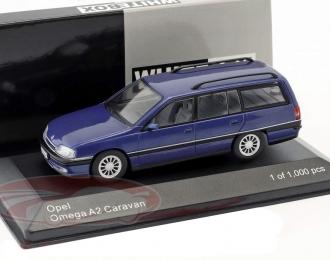 OPEL Omega A2 Caravan 1990 Metallic Blue