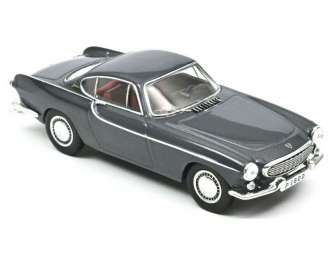 VOLVO P1800 1963 Grey Metallic