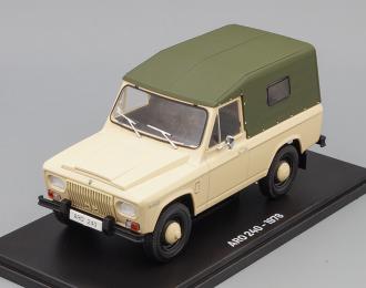 ARO-240, Легендарные Советские Автомобили 85