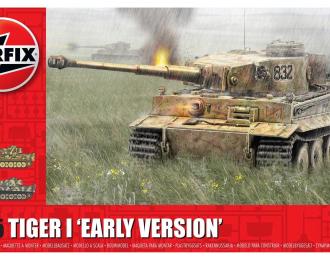 Сборная модель Tiger I
