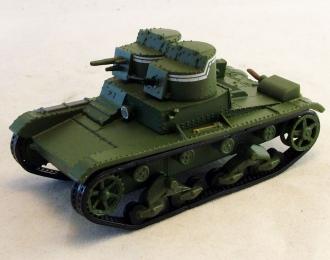 Т-26 пулеметно-пушечный СССР (1932), Танки Мира Коллекция 5