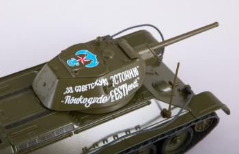 Т-34-76, Наши танки 10