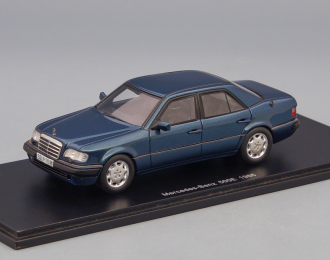 (Уценка!) MERCEDES-BENZ 500E (1986), dark blue met