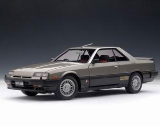 NISSAN Skyline Hardtop 2000 Turbo Intercooler RS-X (DR30), grey met