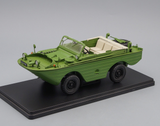 Горький 46, Легендарные Советские Автомобили 53, зеленый