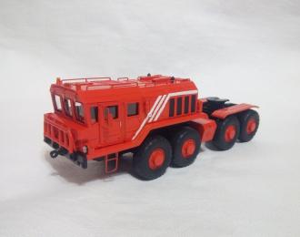 Сборная модель КЗКТ-7428 Русич седельный тягач