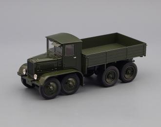 ЯГ-12 опытный (1932), т.зеленый