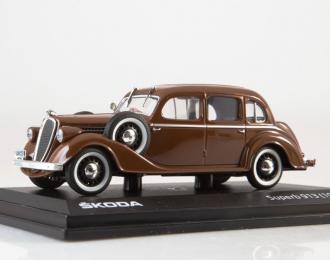 Skoda Superb 913 (1938) brown