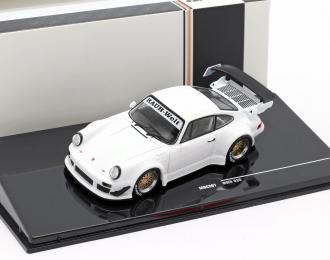 PORSCHE 911 RWB 930 2018 White