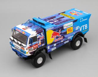 Камский грузовик-43509 Ралли Дакар 2020, Грузовики СССР. Ралли 1