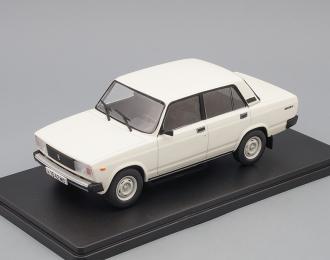 ВАЗ-2105, Легендарные Советские Автомобили 57, белый