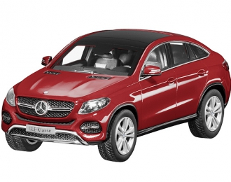 MERCEDES-BENZ GLE Coupe C292 (2015), red giacint
