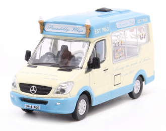 "MERCEDES-BENZ Sprinter Ice Cream Van ""Whitby Mondial Mr.Whippy"" 2019"
