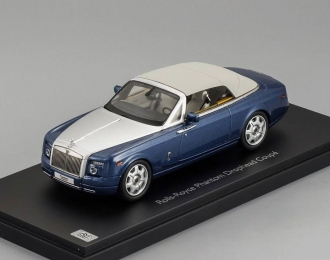 ROLLS-ROYCE Phantom Drophead Coupe,  metropolitan blue
