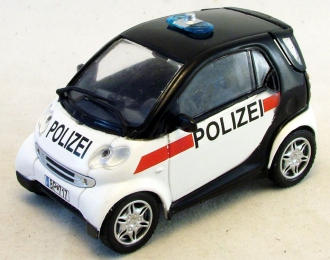 (Уценка!) SMART Fortwo Полиция Австрии, Полицейские Машины Мира 45, белый