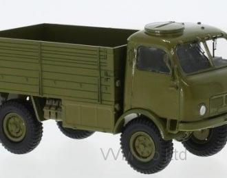 TATRA 805 бортовой грузовик 4х4 1953 Olive Green