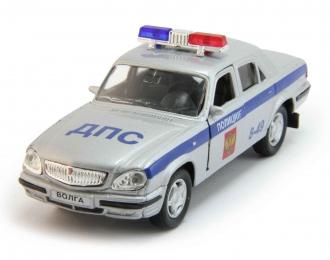 Горький 31105 Полиция, серебристый