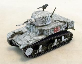 М3 Стюарт легкий танк, Русские танки 105