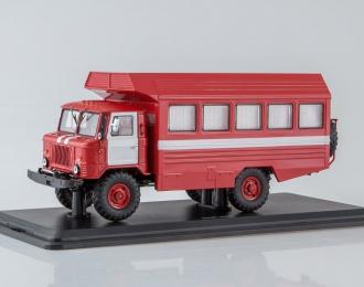 КСП-2001 (66) пожарный, красный