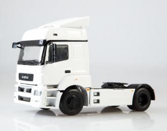 КАМАЗ 5490 седельный тягач, белый