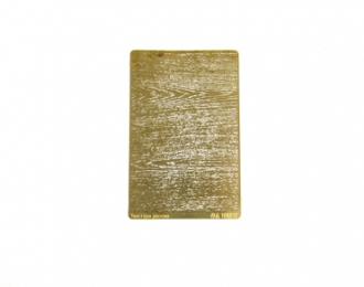 Фототравление Лекало Текстура дерева
