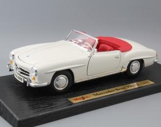 MERCEDES-BENZ 190 SL Cabriolet (1955), white