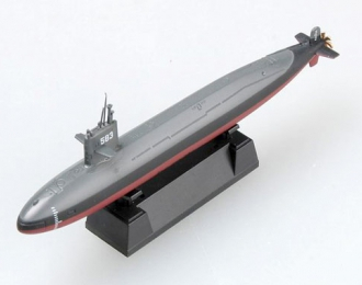 JMSDF SS Harushio