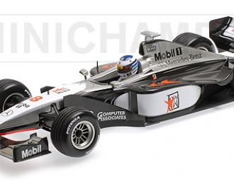 McLaren MERCEDES-BENZ MP4/13 Mika Hakkinen World Champion 1998