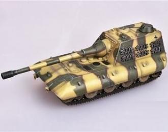 "Немецкая САУ "" WWII jagdpanzer E100 "" с 170mm орудием"