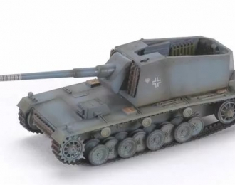 Krupp 10.5cm K.Pz.Sfl.IVa Dicker Max Display Model German Army, Stalingrad, USSR, 1943