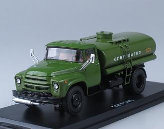 ТСВ-6 (ЗИЛ-130) армейский, хаки