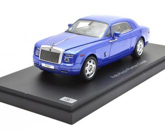ROLLS-ROYCE Phantom Coupe, arabian blue