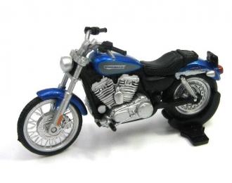 HARLEY DAVIDSON XL1200, синий