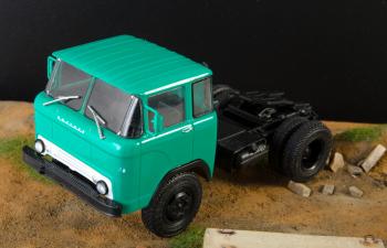 КАЗ-608 седельный тягач, Легендарные Грузовики СССР 7