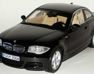 BMW 1er Coupe E82 (2007), saphir black met.