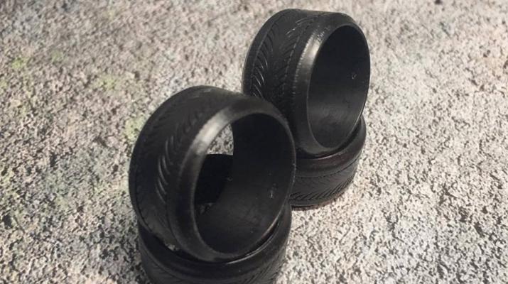 Резина Toyo Proxes T1-R R18-R19 (13мм)